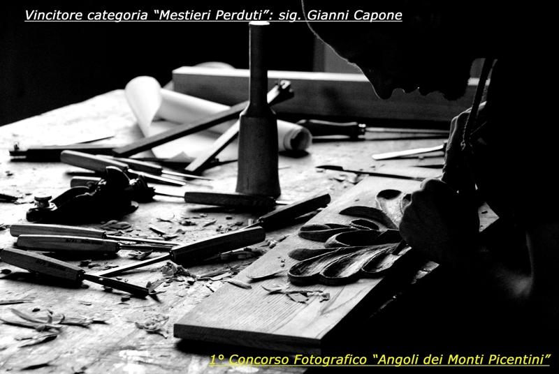 Mestieri perduti 2009, GianniCapone