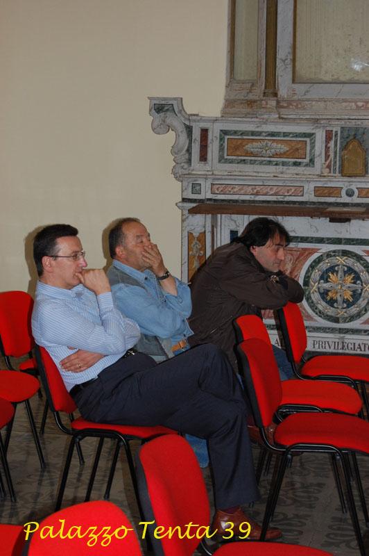 Conferenza SSCampano 21