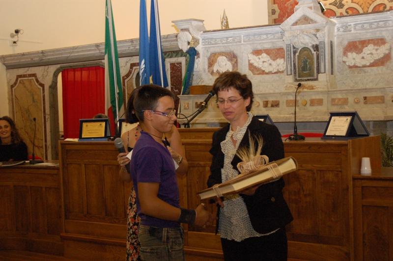 Premiazione concorso fotografico 2009 10