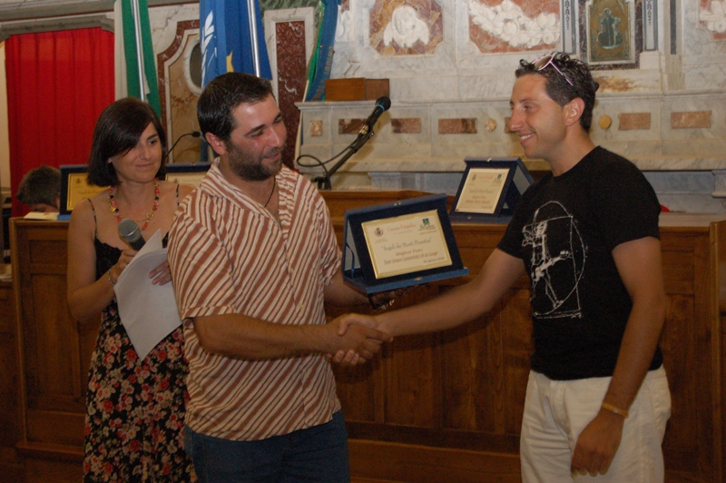 Premiazione concorso fotografico 2009 12