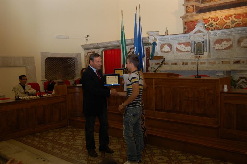 Premiazione concorso fotografico 2009 17