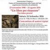 """A Montella l'iniziativa di solidarietà per Amatrice """"Un libro per rinascere"""""""