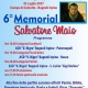 Bagnoli Irpino: 6º Memorial Salvatore Maio
