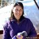Angela Biancaniello, comandante dei vigili urbani di Bagnoli Irpino