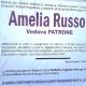 Amelia Russo, vedova Patrone