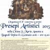 Presepi Artistici 2015