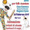 Bagnoli Irpino, il Gruppo Giovani organizza il Carnevale per i bambini