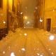 Bagnoli – Abbondante nevicata notturna