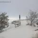 Irpinia imbiancata, a Laceno nel weekend aprono le piste da sci