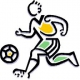 """Campionato di Prima Categoria, Girone """"D"""" : Lacedonia-V.N. Bagnoli  2 - 0"""