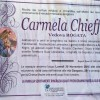 Carmela Chieffo, vedova Rogata