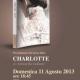 """""""Charlotte"""", il romanzo di Antonella Iuliano"""