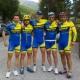 CICLISMO - Amatori della Bici: brutta caduta per Aquino al Laceno