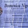 Domenica Nigro, vedova Di Capua