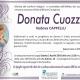 Donata Cuozzo, vedova Cappellu
