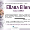 Eliana Ellero, vedova Lenzi