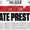 L'Italia di oggi e l'Irpinia di ieri unite da un grido: FATE PRESTO