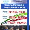 #ForzaAzzurri#, a Bagnoli le partite della Nazionale sul grande schermo