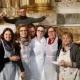 Volontariato al ristorante per i senzatetto presso la Chiesa di Sant' Eustachio
