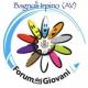 Sito web per il Forum Giovani di Bagnoli