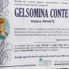 Gelsomina Conte, vedova Infante