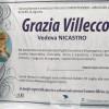Grazia Villecco, vedova Nicastro (Montevideo - Uruguay)