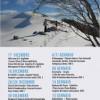 Trekking a Laceno: Dicembre 2016 e Gennaio 2017