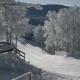 Maltempo, pioggia battente in tutta la provincia e sul Laceno cade la neve