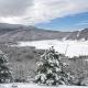 Sole e neve: al Laceno è boom di visitatori