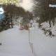 Neve in Irpinia a 1000 metri, imbiancati Laceno e Partenio