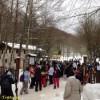 Il Laceno fa il pienone e spera nella grande neve