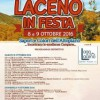 """L' 8 e 9 ottobre prima edizione di """"Laceno in festa"""""""