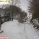 Pioggia in collina, prima neve a Laceno