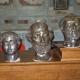 Recuperate dai carabinieri le teste in argento di statue bagnolesi di Santi