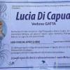 Lucia Di Capua, vedova Gatta (Zurigo - Svizzera)