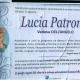 Lucia Patrone, vedova Dell'Angelo