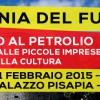 """L'Irpinia Del Futuro. Tutti a Gesualdo per dire NO all' """"oro nero""""!"""