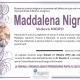 Maddalena Nigro, vedova Nigro