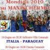 Mondiali di calcio su maxischermo a Bagnoli