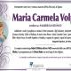 Maria Carmela Volpe, vedova Marrandino