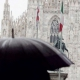 Piove a Milano, si fanno le ordinanze a Bagnoli