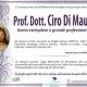 Prof. Dott. Ciro Di Mauro