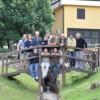 """Monitoraggio degli uccelli  rapaci nel parco regionale dei monti picentini """"night & day"""""""