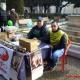 Giornata Mondiale Malati di Lebbra, stand in piazza a Bagnoli