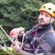Speleologi volontari irpini fra le macerie del Rigopiano