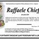 Raffaele Chieffo (New Jersey – U.S.A.)