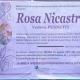Rosa Nicastro, vedova Pennetti