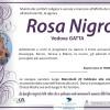 Rosa Nigro, vedova Gatta