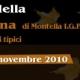 Il 6 e 7 novembre a Montella la SAGRA della CASTAGNA IGP