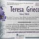 Teresa Grieco, vedova Frasca